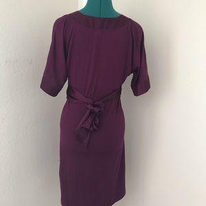 H&M Dresses - Sexy Dark purple minidress by H&M. Size 4